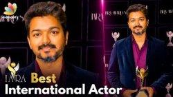 Vijay gets the Most Prestigious Award | Thalapathy & Atlee's Mersal | Hot News