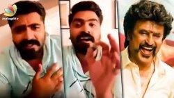 Superstar is Magician : Simbu about Rajinikanth | Petta Teaser Special
