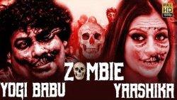 Yogi Babu & Yaashika Became Zombies Now ? | Hot Tamil Cinema News