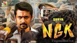Surya's NGK Official Announcement | Director Selvaraghavan, Sai Pallavi