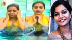 Swathi Reddy's Swimsuit Interview | Hot Tamil Cinema News