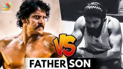 Dhruv Vikram in Competition with his Dad | Chiyaan's Son | Hot News