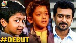 Suriya's Son Dev Turns an Actor | Hot Tamil Cinema News