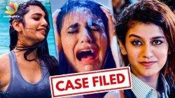 Court Notice to Priya Prakash Varrier | Hot Cinema News | Sridevi Bungalow