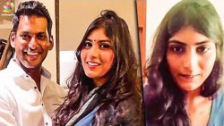 Stop Asking When Is His Marriage ??   Vishal & Anisha Reddy Engagement   Hot News