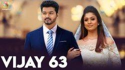 THALAPATHY 63 : Nayanthara Joins Vijay   Atlee Movie   Hot Tamil Cinema News