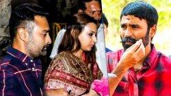 Aishwarya Dhanush & Prasanna Visits Srivilliputhur Temple   Hot Tamil Cinema News