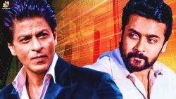 WOW : Suriya & Shahrukh Khan to Act in Same film   Hot Tamil Cinema News