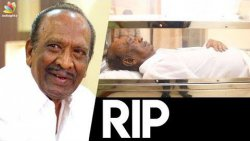 Veteran Director Mahendran Passes Away | Theri, Petta | Rajinikanth's Mullum Malarum