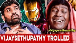 We Want Old Voice : Vijay Sethupathi Trolled by Fans | Avengers Endgame, Marvel | Iron Man