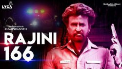 First Look : Thalaivar 166 | Rajinikanth, Nayanthara | AR Murugadoss Movie