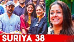 Unexpected Heroine for Suriya 38 : Why ? | Sudha Kongara Movie, Jyothika | Hot Tamil Cinema News