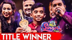 Hrithik Wins Super Singer Junior 6 & 50 Lakh Worth Flat | Vijay TV, Grand Finale | Hot News