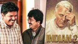 Comedian Vivek's Surprise Announcement | Indian 2 Movie | Director Shankar, Kamal Hassan