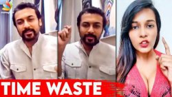 Suriya's Strong Message To Fans | Meera Mithun, Thalapathy Vijay, Nepotism, Soorarai Pottru | News
