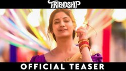 Friendship Official Teaser - Tamil | Reaction
