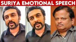 உங்களால் தான் Saravanan Suriya -வாக மாறினேன்: Emotional Letter to KV Anand | Ayan, Maattrraan