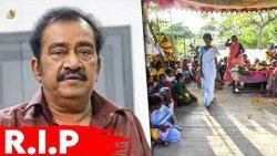 நகைச்சுவை நடிகர் பாண்டு காலமானார் | Actor Pandu, Covid, Corona, Latest Tamil News