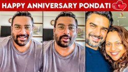 Madhavan Romantic Message to his Wife | Anniversary ?? | Rocketry, Rocketry | Latest News