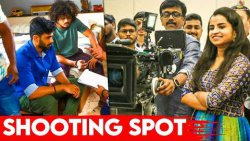 Sivaangi, Ashwin, Pugazh Movie Shooting Begins On Same day   Enna Solla Pogirai, Kasethan Kadavulada