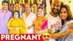 Superstar வீட்டில் விசேஷம்.. மகள் Soundarya Rajinikanth சொன்ன Good News   Tamil News