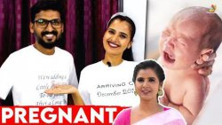 Wow?? Baakiyalakshmi Serial Actress Jennifer Pregnant with Second Child   Surprise Revealed