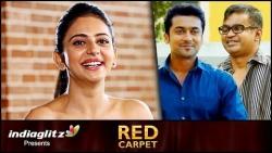 I'm a part of Surya – Selvaraghavan's film : Rakul Preet Singh Interview | Karthi's Theeran