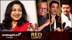 Can Tamil Superstars succeed in the Political game? : Radhika Interview | Rajini, Kamal, Vijay