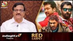 Challenges for TSK and Sketch at Box Office : Red Carpet by Sreedhar Pillai | Pongal Movies 2018