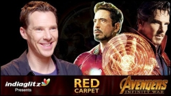 Iron Man Knocks Out Dr. Strange?