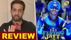 A Flying Jatt Review by Salil Acharya  Tiger Shroff Jacqueline Fernandez Nathan Jones