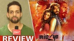 Mirzya Review by Salil Acharya