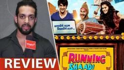 Running Shaadi Review by Salil Acharya | Amit Sadh, Taapsee Pannu