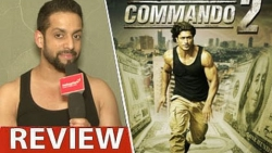 Commando 2 Review by Salil Acharya