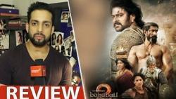 Bahubali 2 Review by Salil Acharya