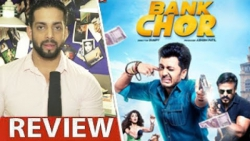 Bank Chor Review by Salil Acharya | Riteish Deshmukh, Vivek Oberoi, Rhea | Full Movie Rating