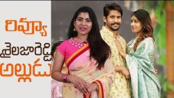 Shailaja Reddy Alludu Movie Review