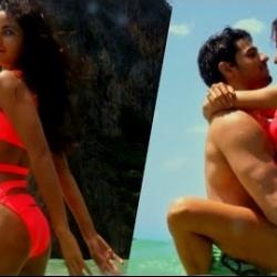 Katrina Kaif In Bikini  Latest  Baar Baar Dekho