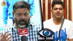 I was not a strict father but an adamant Director for Sakthi : P Vasu Interview | Bigg Boss Vijay TV