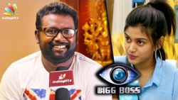 What is 'Neenga Shut Up Pannunga' song about? Arunraja Kamaraja Interview | Balloon, Bigg Boss Oviya