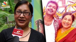 Vijay is very sincere, it was jolly during shoot : Kovai Sarala Interview | Mersal, Atlee