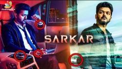 SARKAR : First Look Poster Breakdown | Gopi Prasanna Interview | Vijay's Thalapathy 62