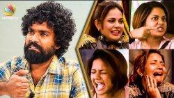 Stable Minded-ஆ இல்லாததுதான் பிரச்சன : Danny Reveals | Bigg Boss Tamil | Aishwarya