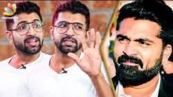 Simbu was Very Disciplined in CCV Sets : Arun Vijay Reveals | Chekka Chivantha Vaanam Making | STR