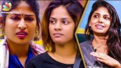 Aishwarya & Viji are TOM & JERRY : Vijayalakshmi's Sister Niranjani Interview | Bigg Boss Tamil