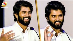 நான் கூட மரண Waiting! : Vijay Devarakonda Mass Speech | Nota Movie Press Meet