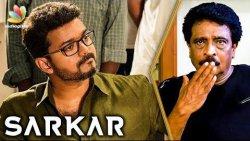 My Scene with Vijay will get Terrific Claps : Livingston | Sarkar Official Trailer Spl Interview
