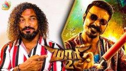 பட்டாசை போடறா கொளுத்தி - Stunt Master Silva Interview on Maari 2 | First Look, Fight Making