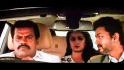 SARKAR Collector Office Scene : Vijay's Driver Live Performance | Aaru Bala Interview