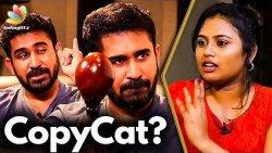 Did Vijay Antony Copy Music or Not ? | Interview | Thimiru Pudichavan Movie